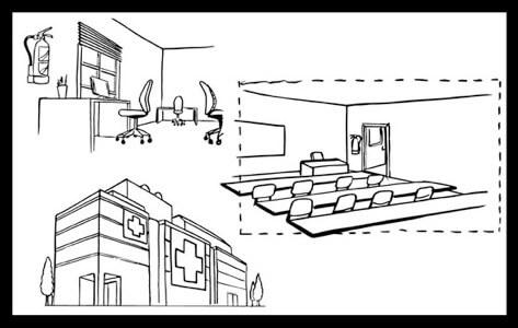 donde instalar el extintor en edificios