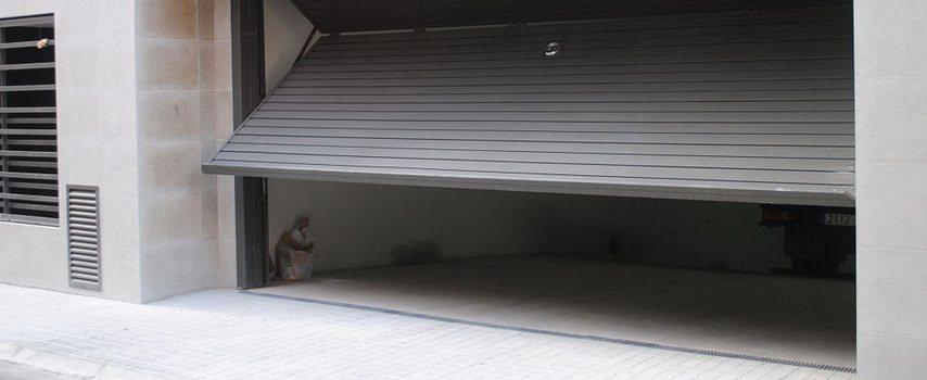 Puertas de garaje barcelona ruva seguridad - Mantenimiento puertas de garaje ...